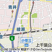 東京都足立区綾瀬3丁目25