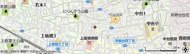 金太郎周辺の地図