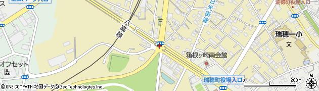 加藤塚周辺の地図
