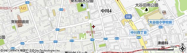 満留重周辺の地図
