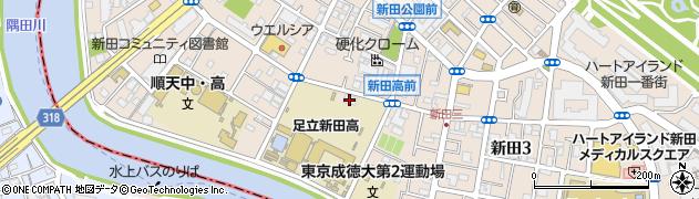 株式会社さくら小町周辺の地図
