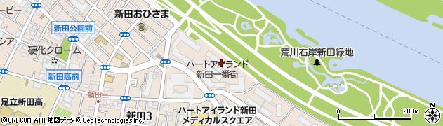 都 田 東京 新 足立 区