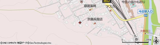 棟岳寺周辺の地図