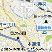 東京都板橋区小豆沢3丁目1