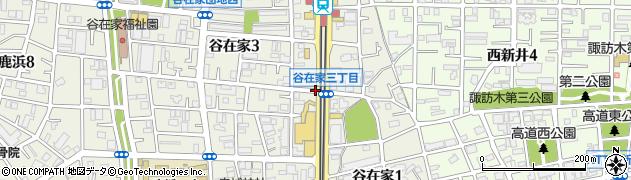 谷在家3周辺の地図