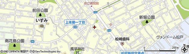 大聖院周辺の地図