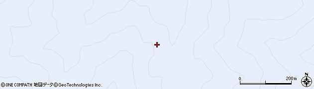 岐阜県郡上市和良町鹿倉周辺の地図