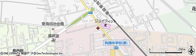 マンマチャオ新所沢店周辺の地図
