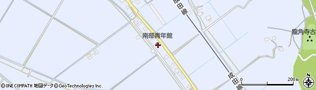 千葉県栄町(印旛郡)酒直官堤周辺の地図