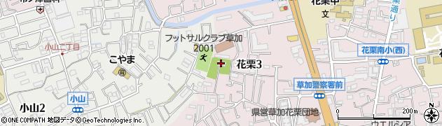 南光院周辺の地図