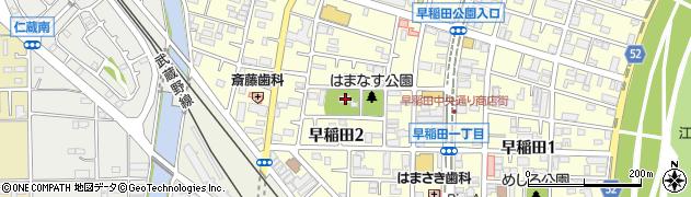 日蓮宗高応寺周辺の地図
