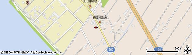 横瀬運送有限会社周辺の地図