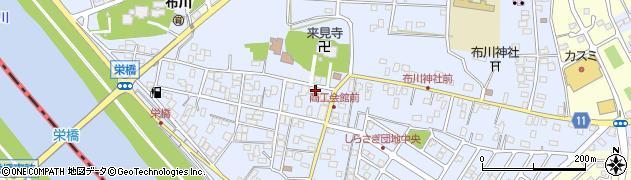 香取薬局周辺の地図