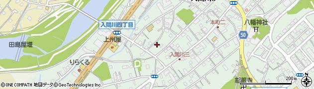 内田ハイツ周辺の地図