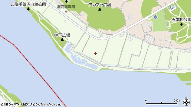 〒270-1136 千葉県我孫子市岡発戸新田の地図