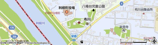 徳満寺周辺の地図