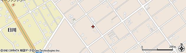 EMショップかみす周辺の地図