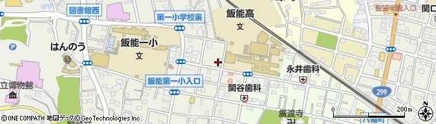 煉瓦館周辺の地図