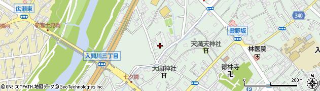 東海狭山マンション周辺の地図
