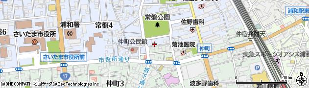 埼玉県さいたま市浦和区木崎4丁目 2DK
