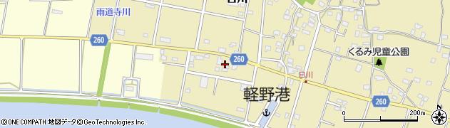 有限会社小松自動車整備工場周辺の地図