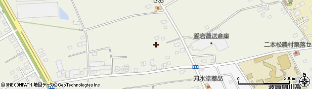 茨城県神栖市柳川周辺の地図