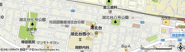 天照神社周辺の地図