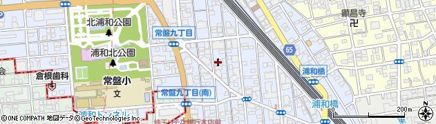 埼玉県さいたま市常盤の周辺に33件の駐車場が見つかりました