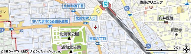 JR京浜東北・根岸線 浦和駅 徒歩10分