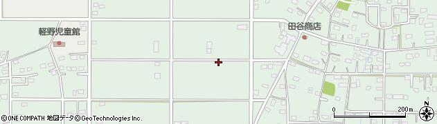 茨城県神栖市知手周辺の地図