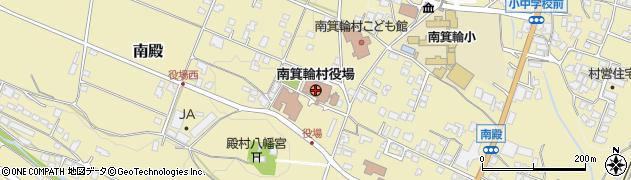 長野県南箕輪村(上伊那郡)周辺の地図