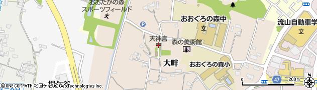 天満天神宮周辺の地図