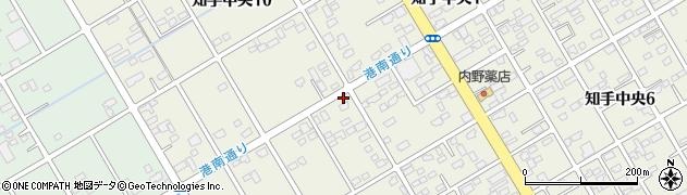 鈴木英男商店周辺の地図