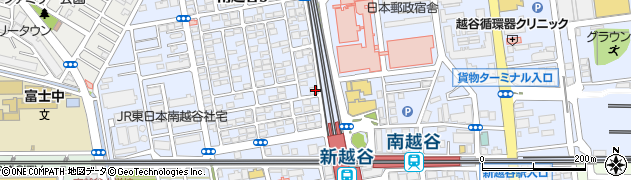 早坂理工株式会社 東関東営業所周辺の地図