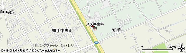 協栄黒板株式会社 神栖営業所周辺の地図