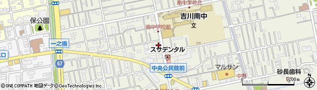 酒井淳一土地家屋調査士事務所周辺の地図