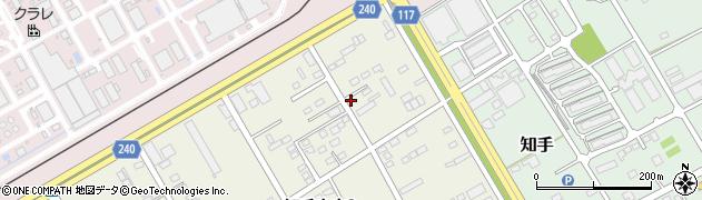 酒林電気工業株式会社周辺の地図