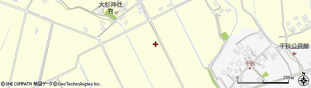 茨城県龍ケ崎市佐沼町周辺の地図