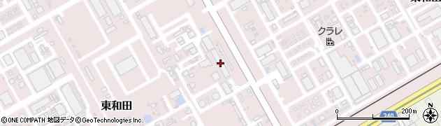 鹿島南共同発電株式会社 生産グループ・企画管理グループ周辺の地図
