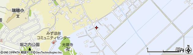 ひむろ美容室周辺の地図