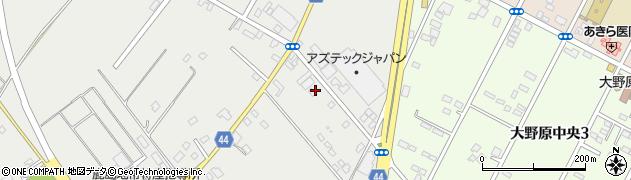 株木建設株式会社 鹿島営業所周辺の地図