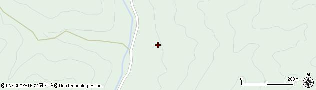 長野県木曽郡木曽町新開小樽周辺の地図