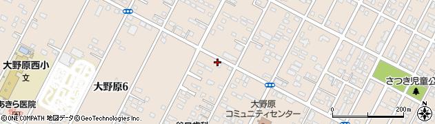 仲沢自動車周辺の地図