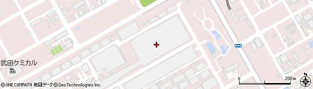 山九株式会社 鹿島支店旭硝子作業第2グループミラー係周辺の地図