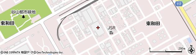 新協工業株式会社周辺の地図
