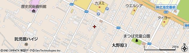 藤土商事周辺の地図
