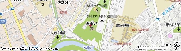 天獄寺周辺の地図