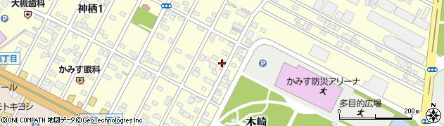 中部資材株式会社 鹿島支店周辺の地図