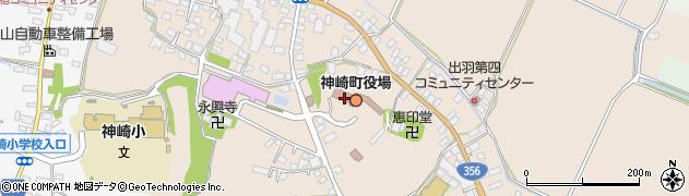 千葉県神崎町(香取郡)周辺の地図