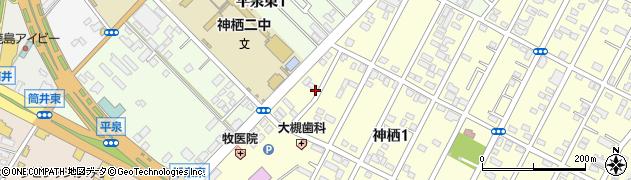 山中建築設計事務所周辺の地図